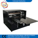 Talla los 30*60cm de Cj-R2000UV A3 impresora plana de la caja del teléfono de la inyección de tinta de 8 colores