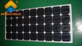 Silikon-Sonnenkollektor der China-2017 hoher monokristalliner Leistungsfähigkeits-145W für Sonnensystem