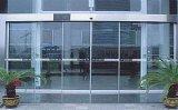 Porte coulissante en verre automatique de bureau