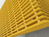 Grating van Pultruded van de glasvezel, Glassfiber Pultrusions, Grating. FRP/GRP
