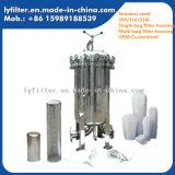 Industrieller Edelstahl-multi Beutel-Wasser-Filtergehäuse für Wasserbehandlung