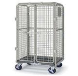 Клетка хранения обеспеченностью завальцовки металла перевозки снабжения