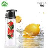 Flessen van het Water van de Sport van de Infusie van het Fruit van de manier de Creatieve met Privé Labe
