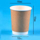 Haut de la qualité fabricant de la tasse de café à double paroi