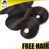 Pacotes 100% brasileiros do cabelo da amostra livre do cabelo de Remy