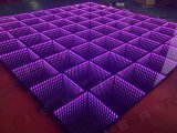 Heißer verkaufenpartei-Stadiums-Spiegel 3D LED Dance Floor