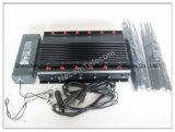Volledige Blockers die van het Signaal van de Band voor Controle 2g+3G+2.4G+4G+GPS+Remote blokkeren
