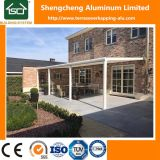 Стеклянный тент алюминия Sunrooms Lowes комнаты сада дома
