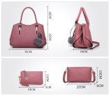 [بو-1932] باع بالجملة مجموعة من 3 مع 5 لون [هند بغ لدي] حقيبة نساء حقيبة