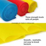 equipo determinado de la yoga de la yoga 3 naturales de las vendas de la aptitud del ejercicio del 120cm