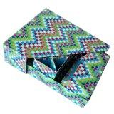 Caja de papel de regalo de moda, diseño de la presentación de Box Set
