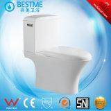 Cuarto de baño del precio del proyecto que ajusta el tocador de cerámica Bc-1045 de 4 pulgadas