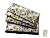 Reizende Blumen-kundenspezifischer Silk Schal