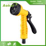 Ugello adattabile del tubo flessibile di giardino dello spruzzatore ad alta pressione poco costoso
