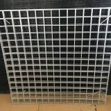 Усиливать сваренную панель ячеистой сети