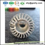 Dissipatore di calore di alluminio anodizzato variopinto per l'indicatore luminoso del LED