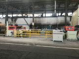 Leerzeile des LPG-Zylinder-Decoiler, Geraderichten und