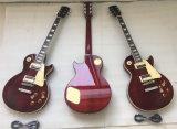 Venta al por mayor avanzada del precio de la guitarra eléctrica del Lp de las cadenas de la guitarra eléctrica