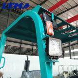 Китайский 3 тонны 3,5 тонны неровной местности вилочного погрузчика для продажи