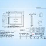 """3.2 """" LCD de Grafische Module van de PUNT Geschikt om de Machine van de Kraan Te begrijpen"""