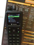 Ordinateur de poche radio UHF en mode analogique et numérique, de combattre dans 403-470MHz radio UHF