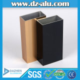 陽極酸化された青銅色の銀製の製造所の終わりを用いるタイのアルミニウムプロフィール