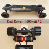 Moteur électrique motorisé de pivot de planche à roulettes de Longboard de grande roue