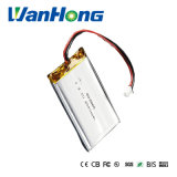 803860 batería recargable de Lipo de la batería del Li-Polímero de 2000mAh 3.7V