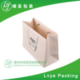 Papier de haute qualité avec de gros sacs de magasinage de Logos