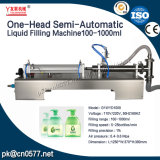 Máquina de rellenar semiautomática para la medicina G1wyd-1000