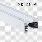 Guía de cables de aluminio de la pista 2 pista por pista Las luces (XR-L210)