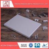 PVDF revêtement en aluminium léger et facile à assembler des panneaux muraux pour murs rideaux// le revêtement de façade