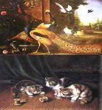 Классических картин - птиц и животных