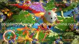 Máquina de juego de juego de la pesca de la arcada del vector de juego de los pescados de los kits de la tarjeta del juego del hombre de las bolas