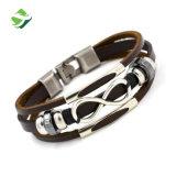 Nicht-Mainstream lederne Retro Armband All-Abgleichung modernes ledernes Armband