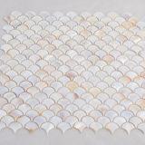 Tegel van het Mozaïek van de Schaal van de Vissen van de Sector van de Leverancier van Foshan de Decoratieve