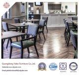 Zeitgenössische Gaststätte-Möbel mit hölzernem Lehnsessel und Tisch (YB-H-16)