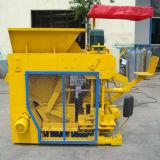 China Mobile máquina obstrui/fatura de tijolo para o bloco contínuo oco do Paver
