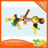 Kind-im FreienVergnügungspark-Geräten-Spielplatz-Plättchen für Verkauf