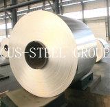 Tira de aluminio de la bobina de las tiras de la aleación de aluminio que cubre con bronce para la aplicación de los muebles