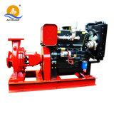Dieselpumpen-Set des generator-100HP für Abfluss