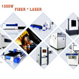 de Scherpe Machine van de Laser van de Vezel 1500W Raycus voor Metaal