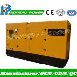 50kw молчком открытое электрическое тепловозное Genset с двигателем Yuchai