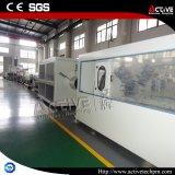 Máquina de plástico HDPE PE de la línea de extrusión de tubo PPR