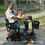 신체 장애자를 위한 새로운 고품질 싸게 전기 4개의 바퀴 기동성 스쿠터