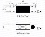 Célula de carga de la escala de plataforma (B752)