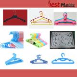 Индивидуальные пластиковые детей тканью вешалки бумагоделательной машины литьевого формования