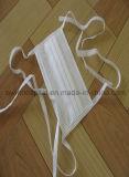 Wegwerfgesichtsmaske 3ply mit Gleichheit an