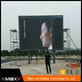 P10 P8 P6 P5 Rue de plein air les panneaux publicitaires Conseil ouvert avant l'écran à affichage LED double face
