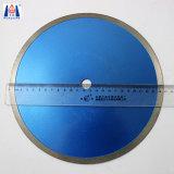Ceramic Tile를 위한 자유로운 Chip Continuous Rim Cutting Blade